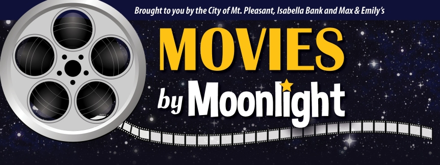 Outdoor film series scheduled for Saturdays inAugust