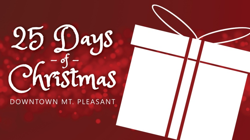 25 Days of Christmas Facebook Event Cover Photo reduced