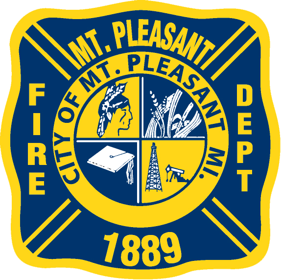 Structure fire damages Mt. Pleasantresidence