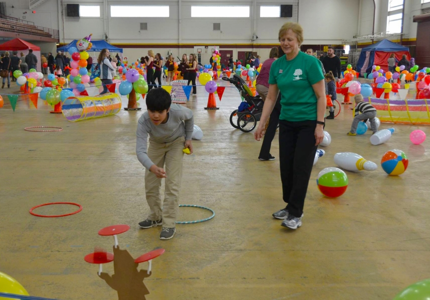 "Family-friendly event ""Under the Big Top"" is Jan. 20"