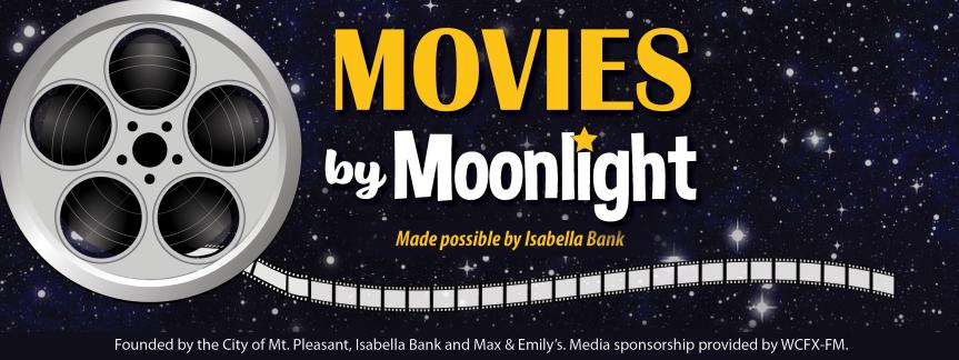 Isabella Bank sponsors Movies byMoonlight