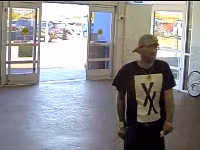 UPDATE:  Suspect Identified in Credit Card Fraud Case