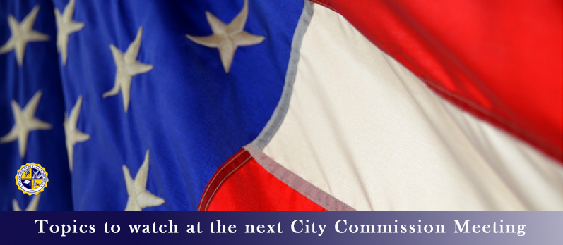 Topics to Watch at the Mt. Pleasant City Commission Meeting – May 26, 2020