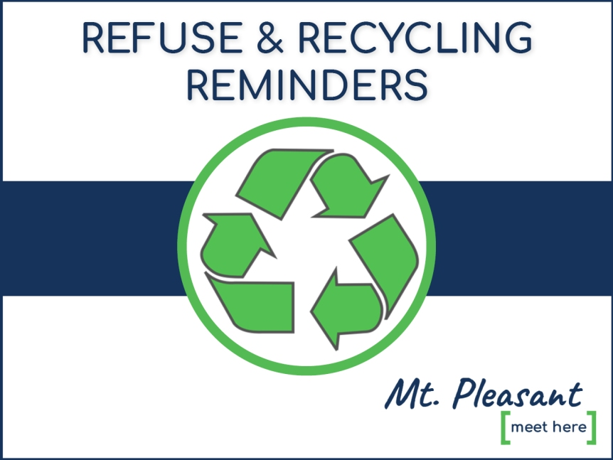 Refuse and RecyclingReminders