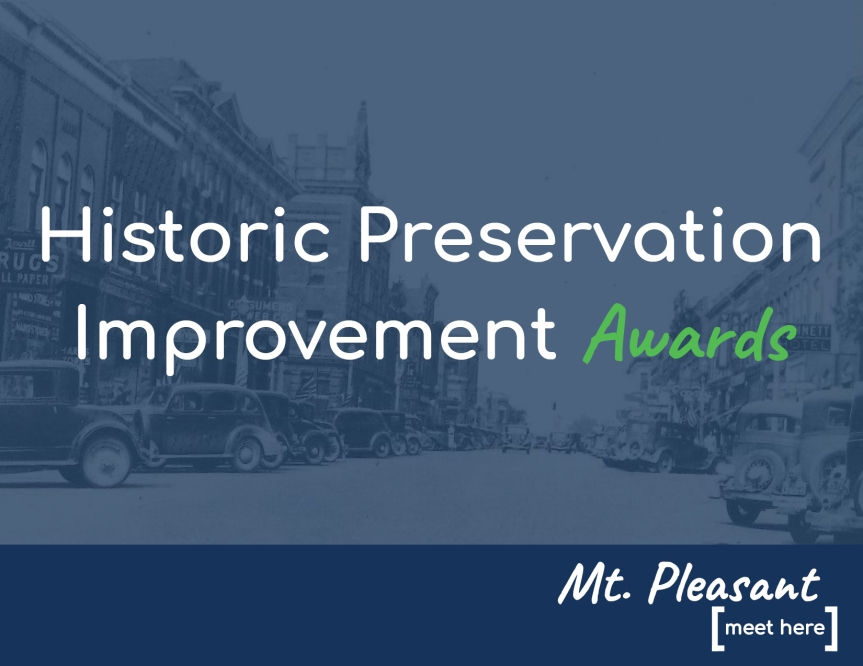 Nominations for Historic Preservation Improvement Awards due March 31