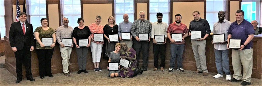Fourth annual Citizens' Academy wraps up