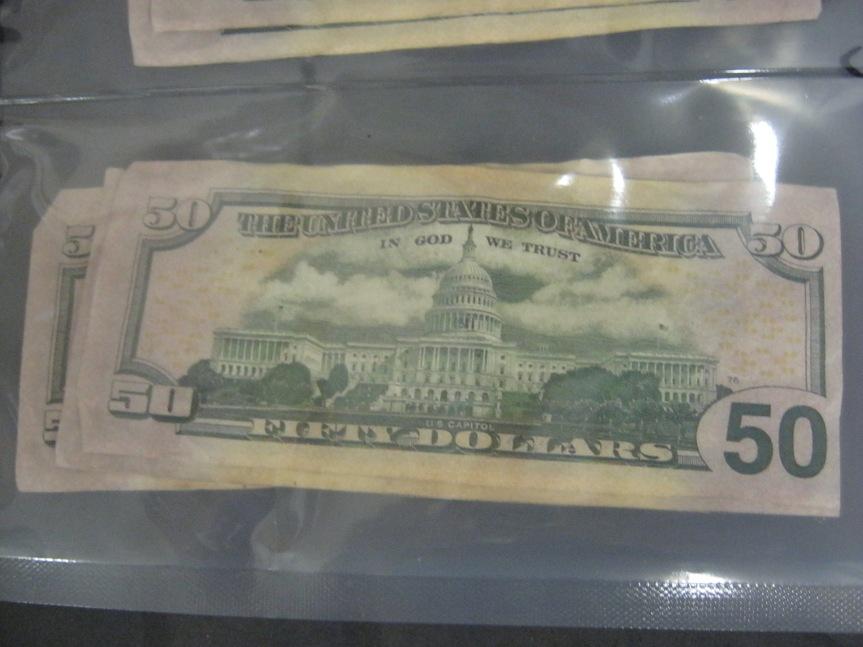 Counterfeit Bill 2 April 2019