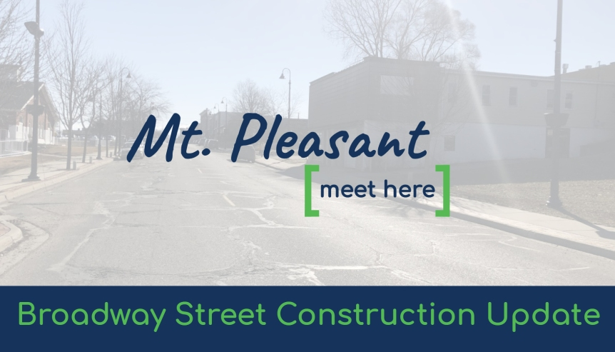 Broadway Street reconstruction