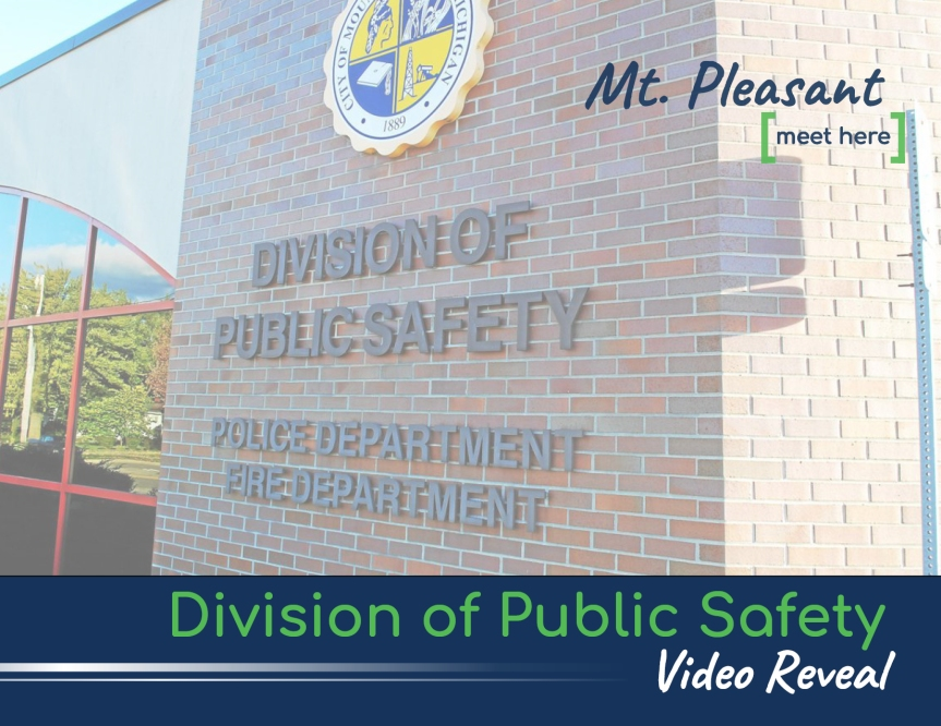 Division of Public Safety Video Reveal and Department Highlights