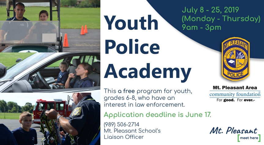 Accepting Applications for 19th Annual Youth Services Academy
