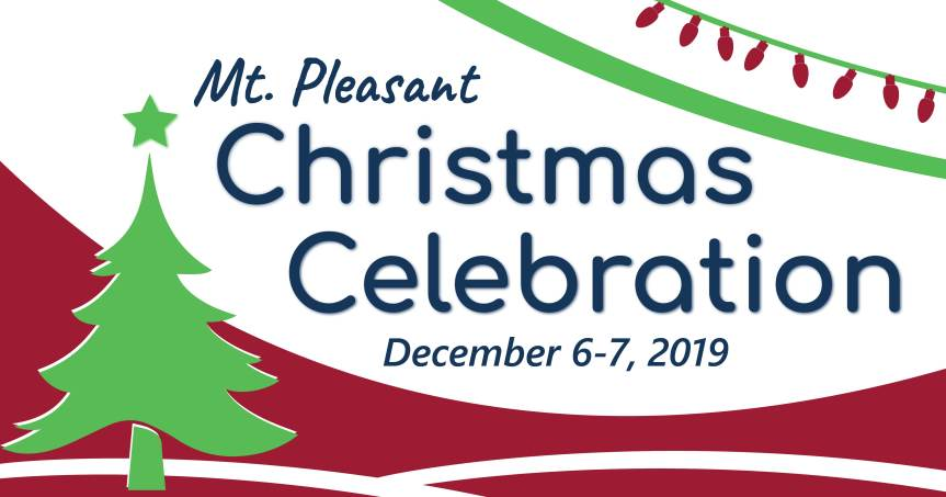 Mt. Pleasant Christmas Celebration – Downtown Road Closures and Parade Safety Information