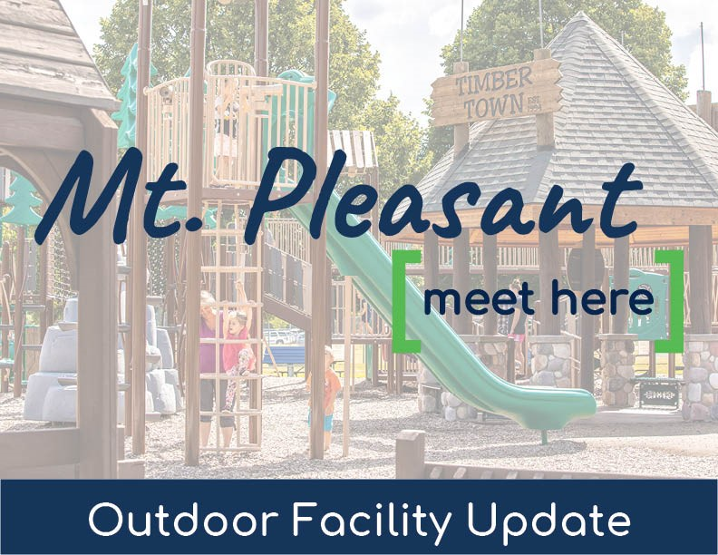 City of Mt. Pleasant Park and Outdoor Facilities Update