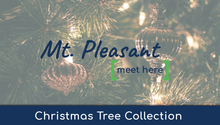 City of Mt. Pleasant Christmas TreeCollection