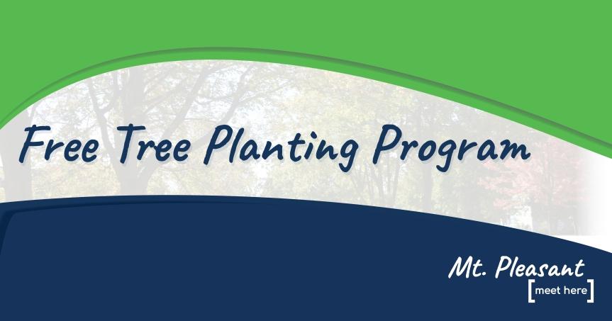 Free Tree PlantingProgram