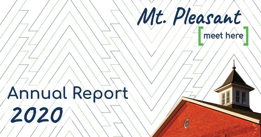 City of Mt. Pleasant Annual Report2020