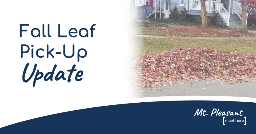 2021 Fall Leaf CollectionInformation