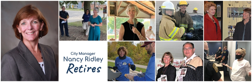 Nancy Ridley toRetire